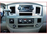 2007 Dodge Ram 3500 Lone Star Quad Cab 4x4 Controls