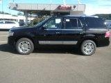 2011 Tuxedo Black Metallic Lincoln Navigator 4x4 #53857152
