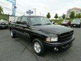 2000 Dodge Ram 1500 Black