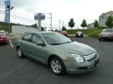 2009 Moss Green Metallic Ford Fusion SE #53857393