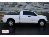 2010 Super White Toyota Tundra SR5 Double Cab 4x4 #53904142