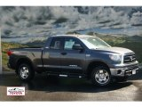 2011 Magnetic Gray Metallic Toyota Tundra TRD Double Cab 4x4 #53904129