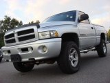 2001 Bright Silver Metallic Dodge Ram 1500 Sport Regular Cab 4x4 #53904222