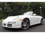 2007 Carrara White Porsche 911 Carrera S Cabriolet #53915044