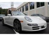 2007 Porsche 911 Carrera S Cabriolet Front 3/4 View