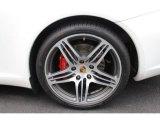 2007 Porsche 911 Carrera S Cabriolet Wheel