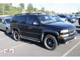 2004 Black Chevrolet Tahoe Z71 4x4 #53915021