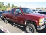 1994 Chevrolet C/K K2500 Extended Cab 4x4 Data, Info and Specs