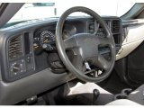 2006 Chevrolet Silverado 1500 Regular Cab 4x4 Steering Wheel