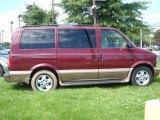 2003 Chevrolet Astro Dark Carmine Red Metallic