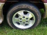 2003 Chevrolet Astro  Wheel