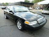 Ford Crown Victoria Colors
