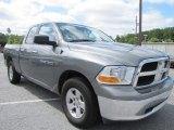 2011 Mineral Gray Metallic Dodge Ram 1500 SLT Quad Cab #53918074