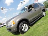 2003 Mineral Grey Metallic Ford Explorer XLT 4x4 #53917779