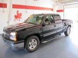 2005 Black Chevrolet Silverado 1500 LT Extended Cab #53917762