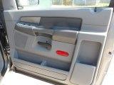 2008 Dodge Ram 1500 SXT Regular Cab Door Panel