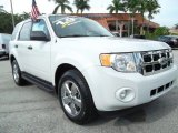 2009 White Suede Ford Escape XLT #53917854