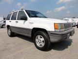 1995 Jeep Grand Cherokee Stone White
