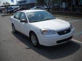 2007 White Chevrolet Malibu LS Sedan #53941451