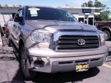 2008 Desert Sand Mica Toyota Tundra Double Cab #53941336