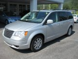 2010 Chrysler Town & Country Bright Silver Metallic