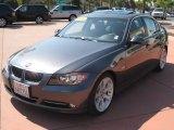 2008 Sparkling Graphite Metallic BMW 3 Series 335i Sedan #53941326