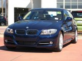 2011 Deep Sea Blue Metallic BMW 3 Series 335i Sedan #53941310