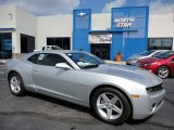 2012 Silver Ice Metallic Chevrolet Camaro LT Coupe #53941415
