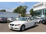 2008 Alpine White BMW 3 Series 328xi Sedan #53941295