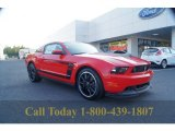 2012 Race Red Ford Mustang Boss 302 #53941391
