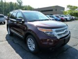 2012 Cinnamon Metallic Ford Explorer XLT 4WD #53941374