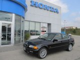 2001 Black Sapphire Metallic BMW 3 Series 330xi Sedan #53961447