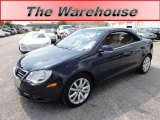 2007 Thunder Blue Metallic Volkswagen Eos 2.0T #53961324