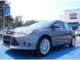 2012 Sterling Grey Metallic Ford Focus Titanium 5-Door #53961424