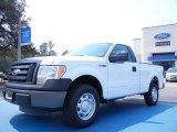 2011 Oxford White Ford F150 XL Regular Cab #53961413