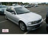 2001 Titanium Silver Metallic BMW 3 Series 330i Sedan #53961305