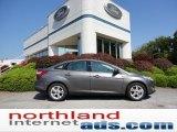 2012 Sterling Grey Metallic Ford Focus SE Sport Sedan #53961360