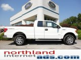 2011 Oxford White Ford F150 XLT SuperCab 4x4 #53961359