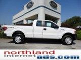 2011 Oxford White Ford F150 XL SuperCab 4x4 #53961358