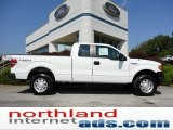 2011 Oxford White Ford F150 XLT SuperCab 4x4 #53961357