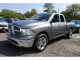 2011 Mineral Gray Metallic Dodge Ram 1500 Big Horn Quad Cab 4x4 #53982524