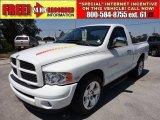 2004 Bright White Dodge Ram 1500 Sport Regular Cab #53982497