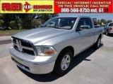 2011 Bright Silver Metallic Dodge Ram 1500 SLT Quad Cab #53982490