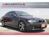 2004 Orient Blue Metallic BMW 3 Series 325i Coupe #53983551
