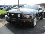 2007 Black Ford Mustang GT Premium Convertible #53983512