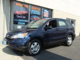 2010 Royal Blue Pearl Honda CR-V LX AWD #53983469