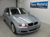 2009 Blue Water Metallic BMW 3 Series 328i Sedan #53983452