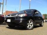 2008 Nighthawk Black Pearl Acura RDX  #53983423