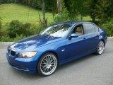 2007 Montego Blue Metallic BMW 3 Series 328i Sedan #53982376