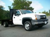 2007 Chevrolet Silverado 3500HD Classic Regular Cab Chassis Data, Info and Specs